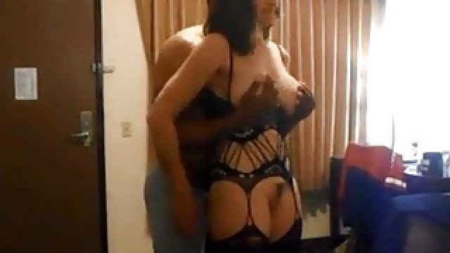 Sexy white wife loves being passed around by blacks