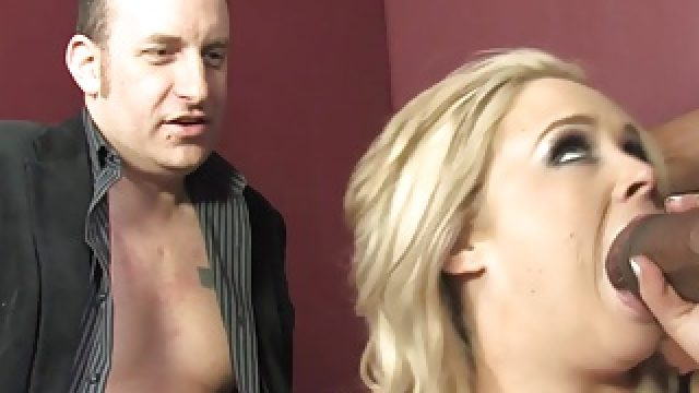 Katie Kox Gets Fucked While Cuckold Watching