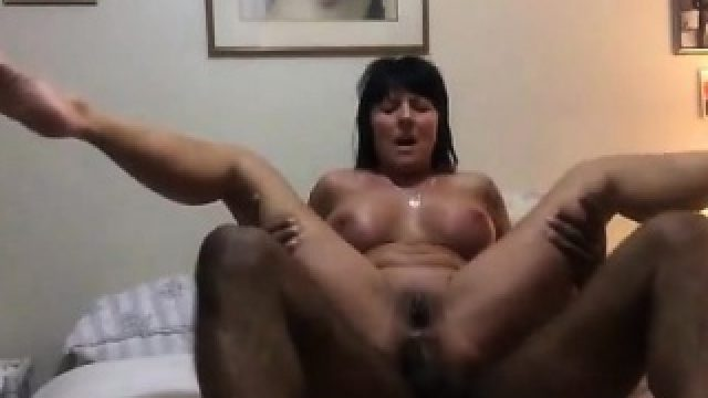 Amateur Mom fucks BBC