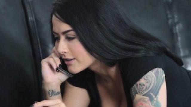 Beautiful big tit blows BBC