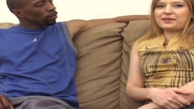 White Wife love big blackzilla cock!