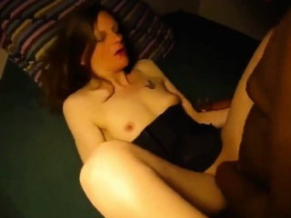 Hotwife Bbc Creampie And Hubby Cleans