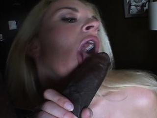 BBC  Fuck a Horny Blonde in the Ass