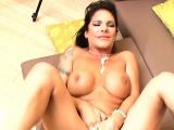 Euro amateur sucks bbc before pussy fucking